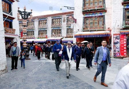 Editorial picture of US Tibet, Lhasa, China - 23 May 2019