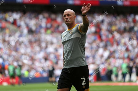 David Pipe of Newport County thanks the fans.