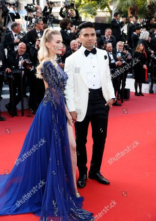 Editorial photo of Closing Award Ceremony Arrivals - 72nd Cannes Film Festival, France - 25 May 2019