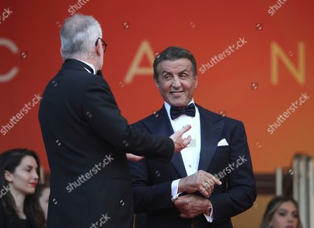 Editorial image of 2019 Awards Ceremony Red Carpet, Cannes, France - 25 May 2019