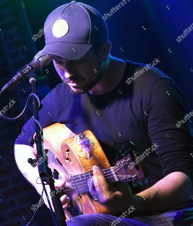 Singer/Songwriter David Jacobs-Strain