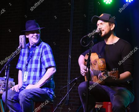 Editorial image of First Annual Opelika Songwriters Festival, Alabama, USA - 24 May 2019