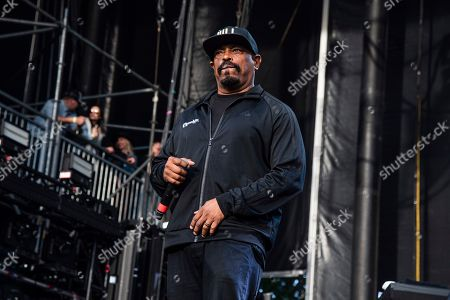 Sen Dog of Cypress Hill performs at the BottleRock Napa Valley Music Festival at Napa Valley Expo, in Napa, Calif