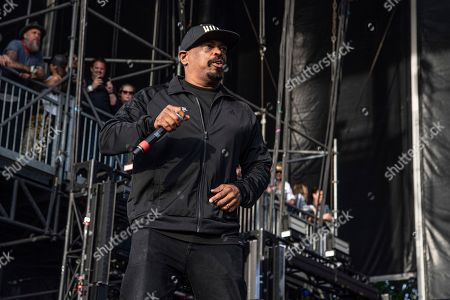 Stock Photo of Sen Dog of Cypress Hill performs at the BottleRock Napa Valley Music Festival at Napa Valley Expo, in Napa, Calif