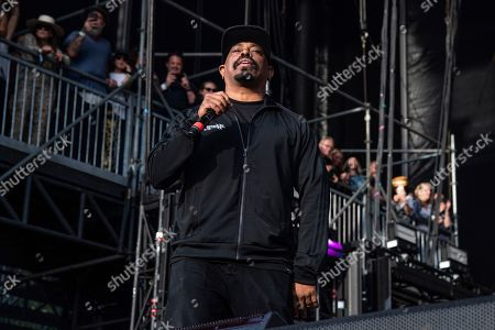 Editorial image of 2019 BottleRock Valley Music Festival - Day 2, Napa, USA - 25 May 2019