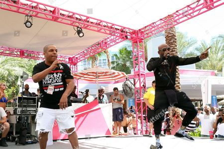 Vin Rock and Treach, Naughty By Nature