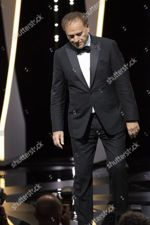 Editorial image of 'The Specials' premiere and closing ceremony, 72nd Cannes Film Festival, France - 25 May 2019