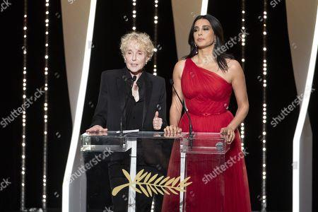 Claire Denis and Nadine Labaki