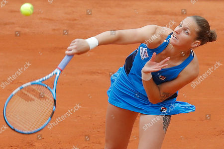 Editorial photo of Tennis French Open, Paris, France - 26 May 2019