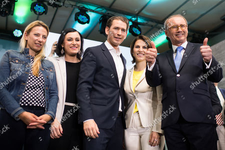 Editorial picture of European Parliament election in Austria, Vienna - 26 May 2019
