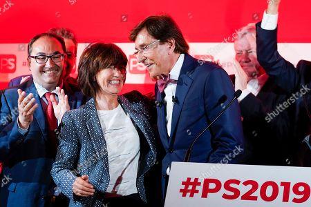 Editorial photo of European elections, Belgium - 26 May 2019
