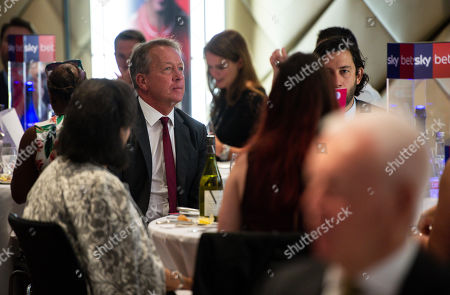Alan Curbishley in the Wembley Suite