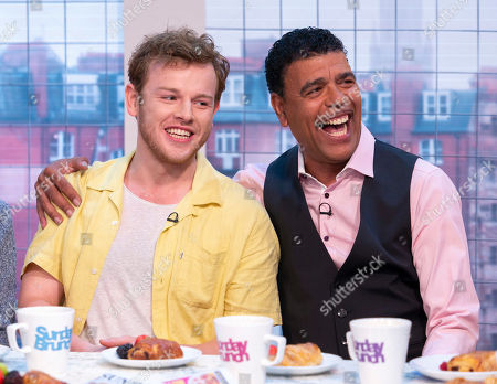 Editorial picture of 'Sunday Brunch' TV show, London, UK - 26 May 2019