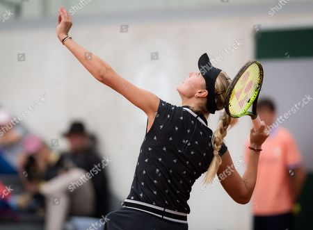 Editorial image of French Open Tennis Championships, Roland Garros, Paris, France - 26 May 2019