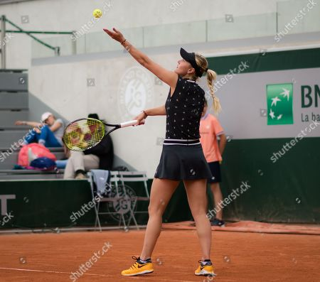 Editorial picture of French Open Tennis Championships, Roland Garros, Paris, France - 26 May 2019