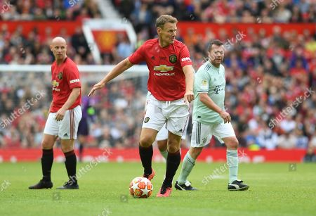 Teddy Sheringham of Manchester United