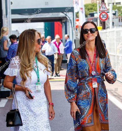 Editorial photo of Monaco Formula One Grand Prix, Monte Carlo - 26 May 2019