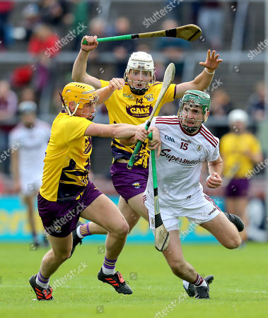 Editorial photo of Leinster GAA Senior Hurling Championship Round 3, Pearse Stadium, Galway  - 26 May 2019