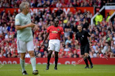 Editorial image of Manchester United 99 Legends vs FC Bayern Legends - Old Trafford - 26/05/19