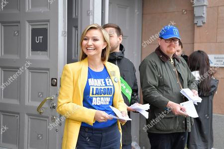Editorial picture of European Elections in Sweden, Stockholm - 26 May 2019