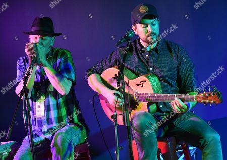 Bob Beach and David Jacobs-Strain