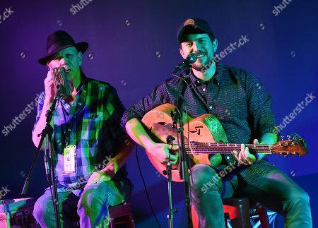 Stock Photo of Bob Beach and David Jacobs-Strain