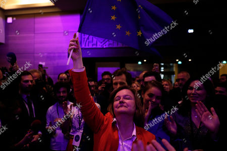 Editorial picture of European Elections, Paris, France - 26 May 2019