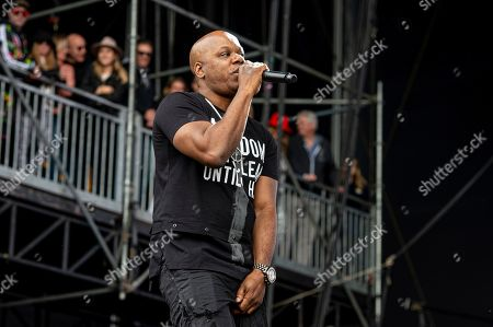 Too Short performs at the BottleRock Napa Valley Music Festival at Napa Valley Expo, in Napa, Calif
