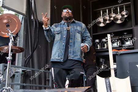 Stock Picture of Big Boi is seen at the BottleRock Napa Valley Music Festival at Napa Valley Expo, in Napa, Calif