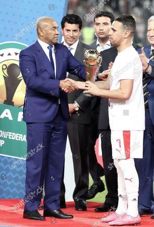 Editorial picture of Al Zamalek vs RSB Barkane Club, Alexandria, Egypt - 26 May 2019