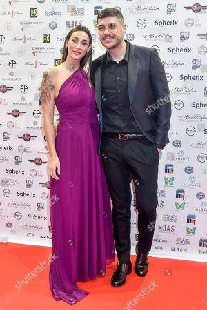 Sonia Lorenzini and Federico Piccinato