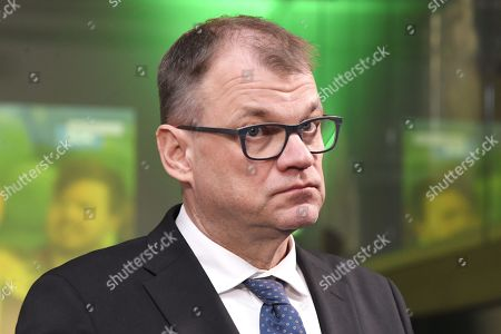Chairman Juha Sipila