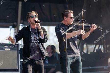 OneRepublic - Ryan Tedder and Zach Filkins