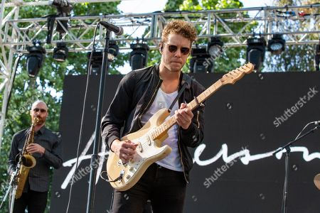 Stock Photo of Anderson East - Michael Cameron East