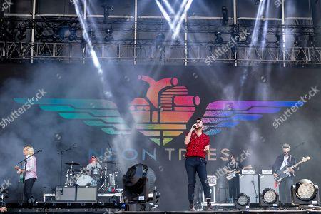 Editorial image of BottleRock Music Festival, Napa, USA - 24 May 2019