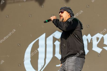 Cypress Hill - Louis ' B-Real ' Freese