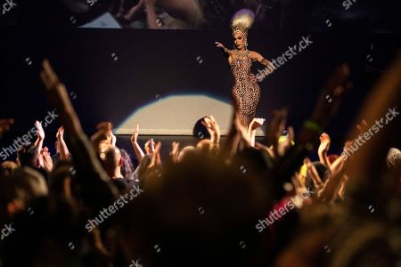 Editorial image of Drag Queen Of The Year Competition in Hollywood, USA - 26 May 2019