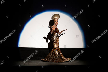 Pageant Founder Alaska Thunderfuck performs onstage during the Drag Queen Of The Year Competition at the Montalban Theater in Hollywood, California, USA, 26 May 2019. Drag Queen contestants took part in first ever Drag Queen of the Year Pageant and were judged on criteria such as presence, energy, integrity, and stunningness.