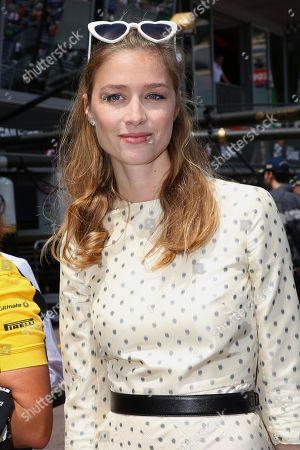 Beatrice Borromeo attends the Grand Prix