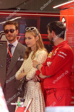 Editorial image of Formula 1 World Championship 2019, Monte Carlo, Monaco - 26 May 2019