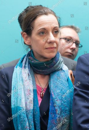 Annunziata Rees-Mogg. Brexit Party post-election conference. The Brexit party did very well in the European Elections polling 32%of the vote with 28 members being elected as MEPs.