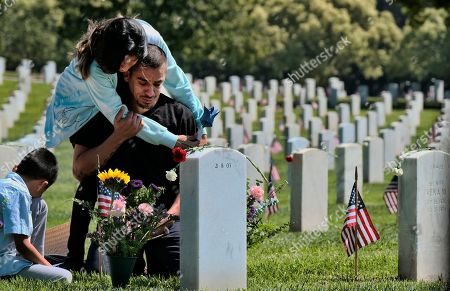 Editorial photo of Memorial Day, Los Angeles, USA - 27 May 2019