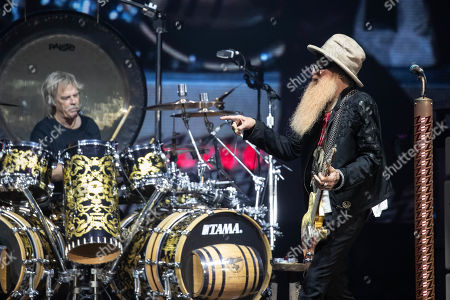 Dusty Hill and Billy Gibbons