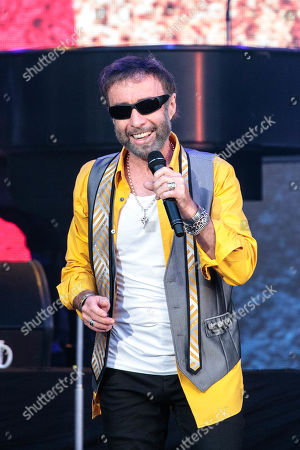 Stock Picture of Paul Rodgers of Bad Company