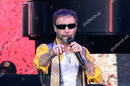 Paul Rodgers of Bad Company