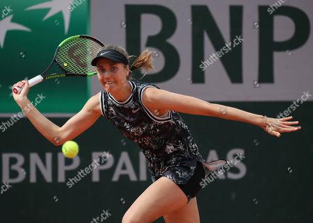 Antonia Lottner Tennis - French Open 2019 - Grand Slam / ATP / WTA / ITF -  Roland Garros - Paris -  - France  - 27 May 2019.