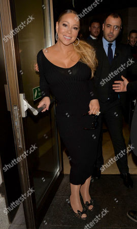 Editorial image of Maria Carey out and about, London, UK - 27 May 2019