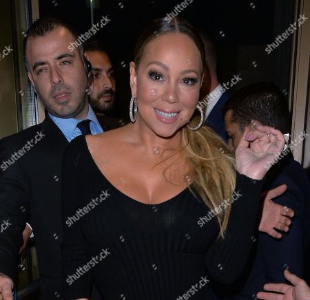 Stock Picture of Mariah Carey