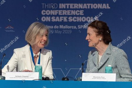 Editorial picture of International Conference on Safe Schools, Palma De Mallorca, Spain - 28 May 2019