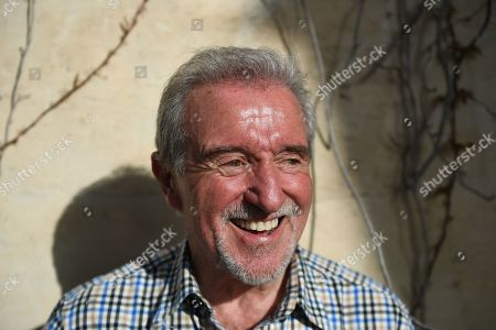 Terry Venables Feature. Photographed At His Hotel Near Alicante Spain Pic Andy Hooper/daily Mail.
